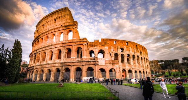 [TERMINÉ] Voyage à Rome