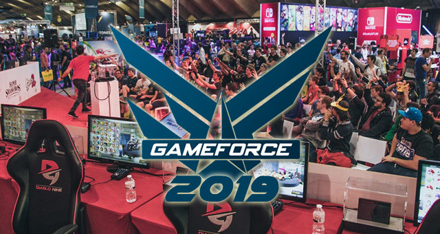 Gameforce Malines 2019