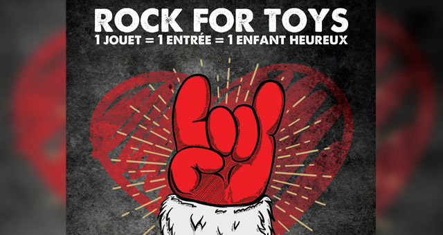 Rock for Toys
