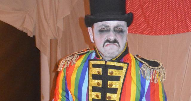 Le cirque de l'horreur – Vedia (vidéo)